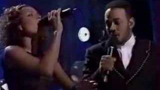 Tamia & James Ingram - How Do You Keep The Music Playing