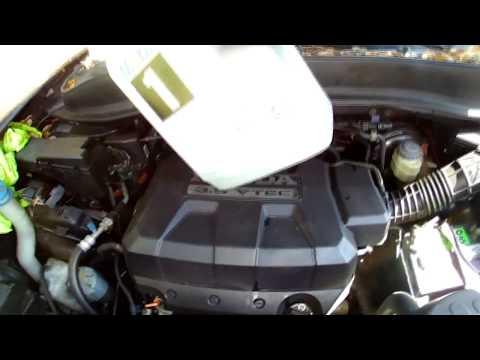 Honda Ridgeline Oil Change