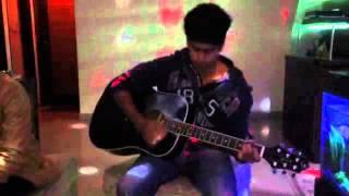 Atif Aslam EHSAAS guitar cover | Unplugged