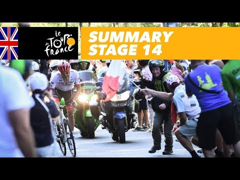 Summary – Stage 14 – Tour de France 2018