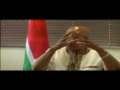 President Zuma's end of the year interview with the SABC