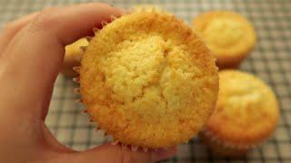 아몬드 머핀 만들기?/ Almond Muffins /