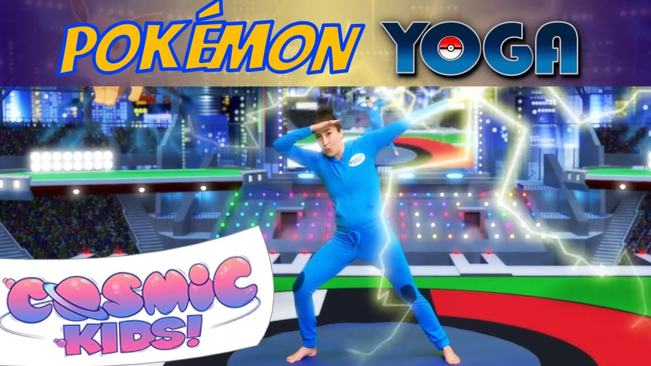 Pokemon A Cosmic Kids Yoga Adventure Youtube
