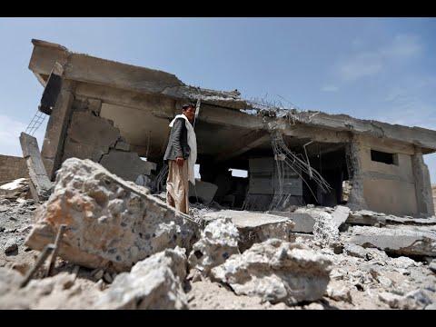 مقتل عشرات الحوثيين بغارات للتحالف في اليمن