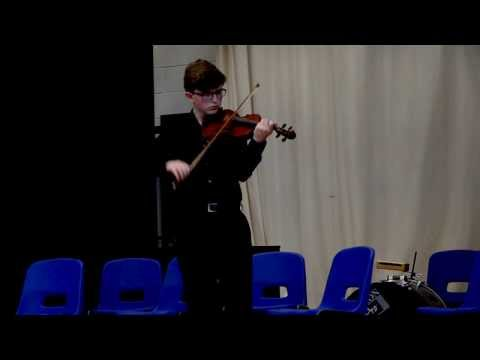 Feis Glaschu 2014: Benedict Morris/ St Patrick's CCE