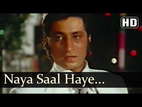 Naya Saal Haye Tamasha Dikhaye - Nazrana Pyaar Ka Song - Asha Bhosle Hits