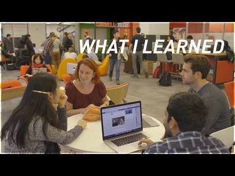 What I Learned at Cornell Tech