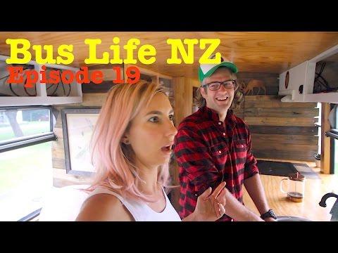 WORST NAVIGATOR IN NEW ZEALAND | Bus Life NZ | Full Time RV Living Episode 19