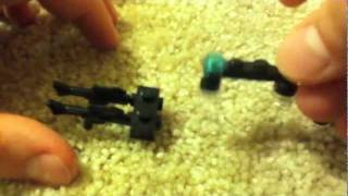 LEGO-How to Make Cool Guns for Minifigures