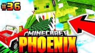 ER ist AUßER KONTROLLE?! - Minecraft Phoenix #036 [Deutsch/HD]