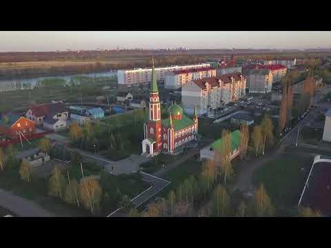 Мечеть Алексеевки май 2018г