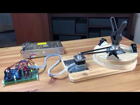 Проекты ардуино своими руками для начинающих. поворотный стол 360.