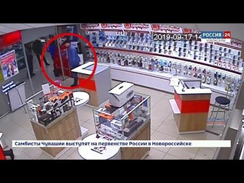 Украденные  смартфоны возвращены в салон сотовой связи