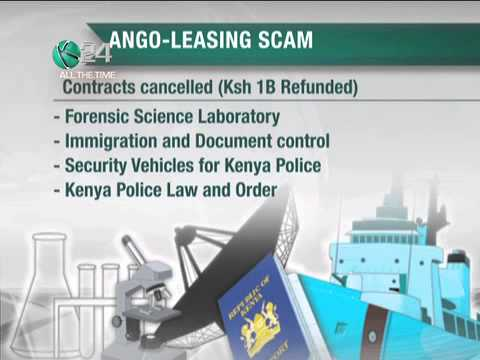 Treasury PS Confirms Ksh. 1.4B Owed To Anglo-Leasing Firms Was Paid On Monday