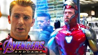 Avengers 4 Endgame NEW SUIT Tv Spot Breakdown (தமிழ்)