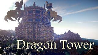 Smocza Wieża - Minecraft Cinematic