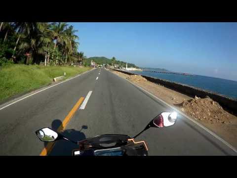 Gumaca, Quezon - Pacific Ocean View