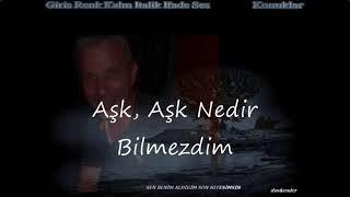 Mustafa Ender Demir - Sen Benim Ezberimsin (Şiir)
