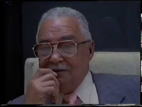Coleman A. Young Talks with the Native Detroiter Magazine (1989)