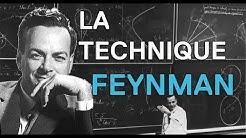 Comment apprendre plus rapidement avec la technique FEYNMAN : exemple