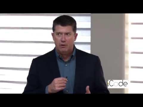 iCode Social Doug Moore COO Fujitsu Network Keynote Speech