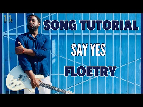 Floetry - Say Yes [Neo-Soul Guitar Lesson]