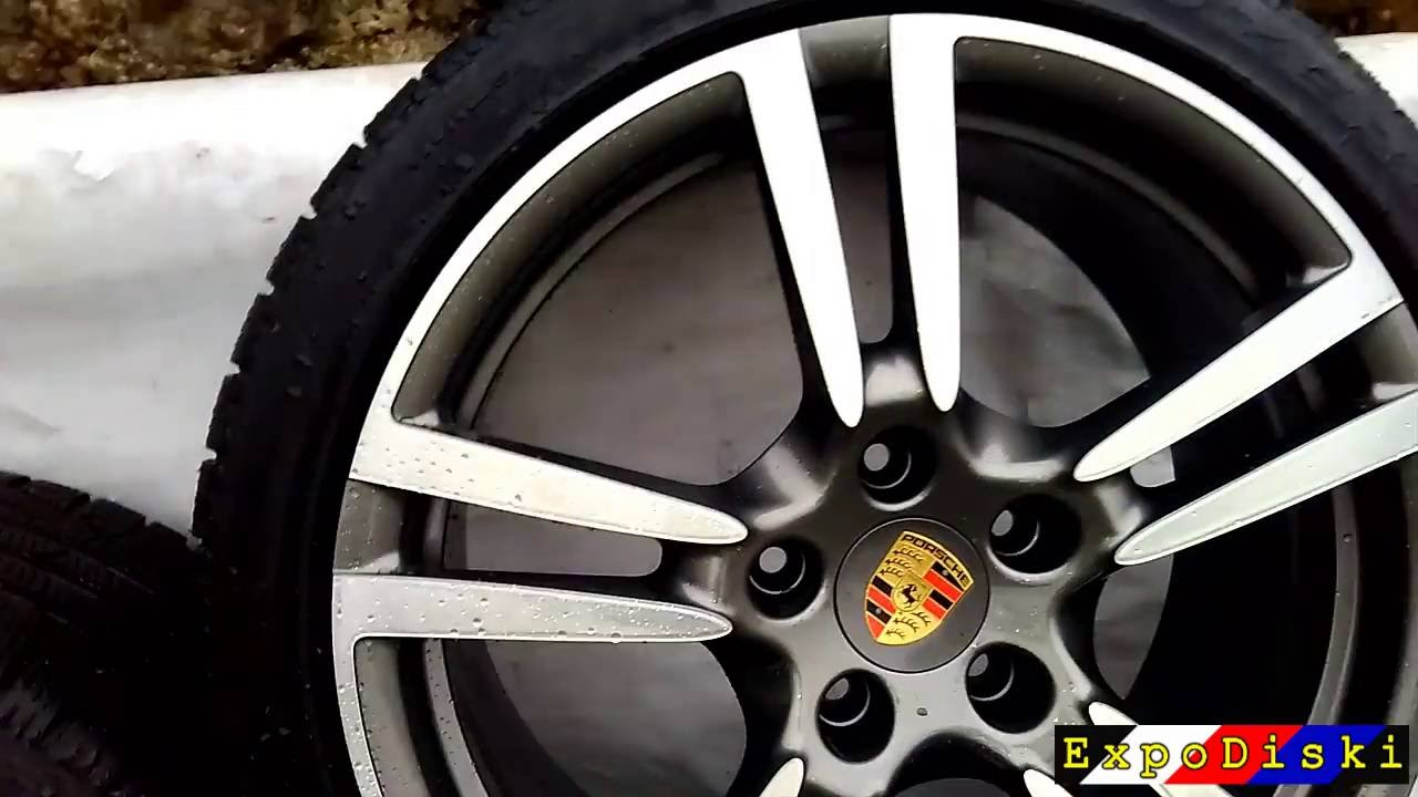 кованые диски Porsche Panamera 911 TURBO II R20