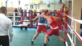 Юношеский чемпионат Харьковской области по боксу U-13