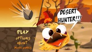 Desert Hunter - Crazy safari