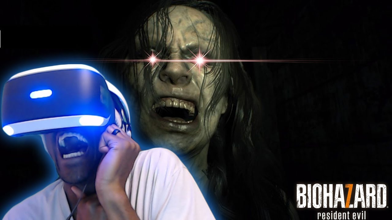 Heart Attack Increased By 1000 Resident Evil 7 Biohazard 1