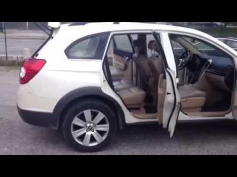 Chevrolet Captiva Youtube