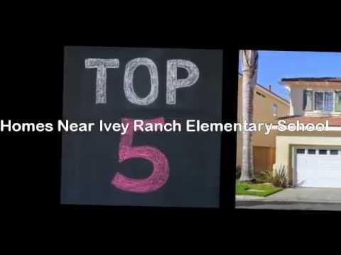 Homes For Sale Near Ivey Ranch Elementary School in Oceanside CA