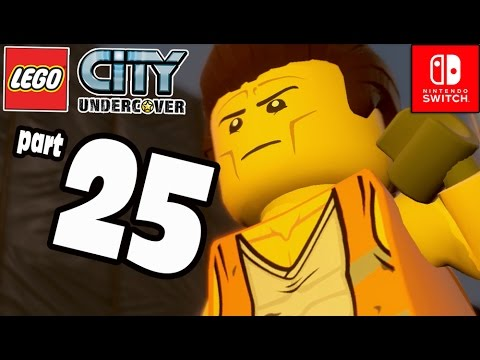 Lego City Undercover - Part 25 Arnold's Construction! co-op (Nintendo Switch)