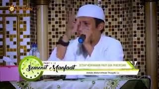 Kebenaran pasti ada yang menentang, Ustadz abdurrahman Thoyyib, Lc