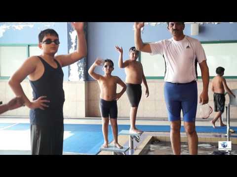 Swimming Pool - Sheikh Zayed International Academy Islamabad