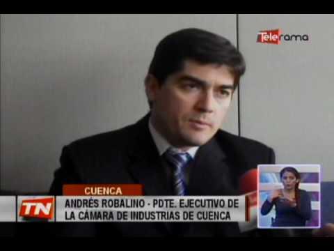 Sectores productivos en el Azuay satisfechos por firma con la UE