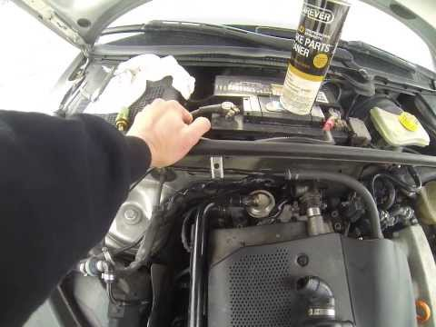 How to: Audi/ VW 1.8T Engine Coolant Temp Sensor Replacement