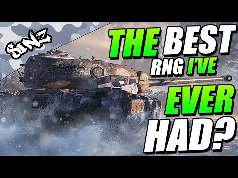 THE BEST RNG I'VE EVER HAD? - World of Tanks Console | T30 Gameplay thumbnail