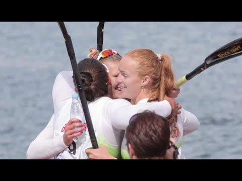 The final day of The 6th World University Canoe Sprint Championship 2014 in Minsk, Belarus