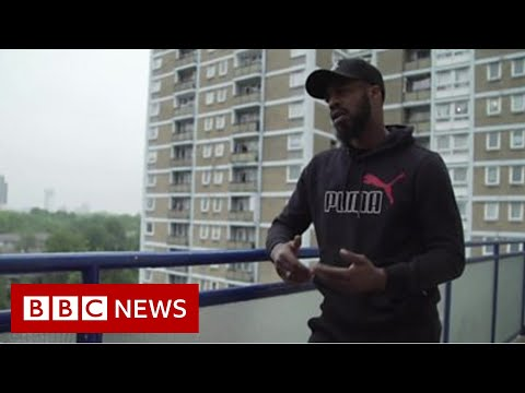 Three men on how they fell into criminality and how they got out - BBC News