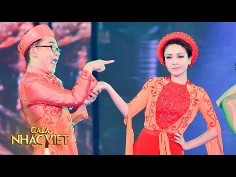 Liên khúc: Thiên Duyên Tiền Định - Đại Nghĩa, Yến Trang (Gala Nhạc Việt 5)