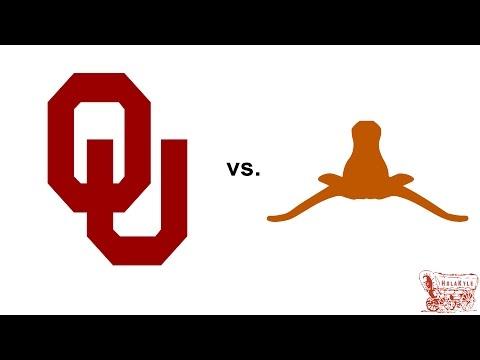 Oklahoma Highlights vs Texas - 10/08/16
