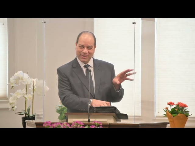 Jose Moreira - The Midnight Cry ( part 3 )  (Sabbath Service: April 17, 2021)