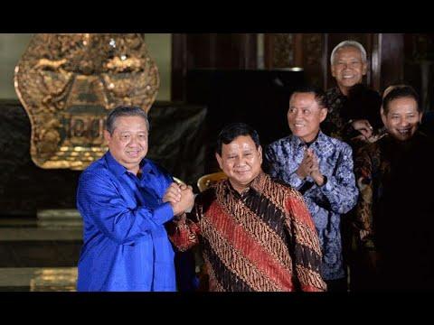 Jelang Debat Capres, Prabowo-Sandiaga Temui SBY Mp3