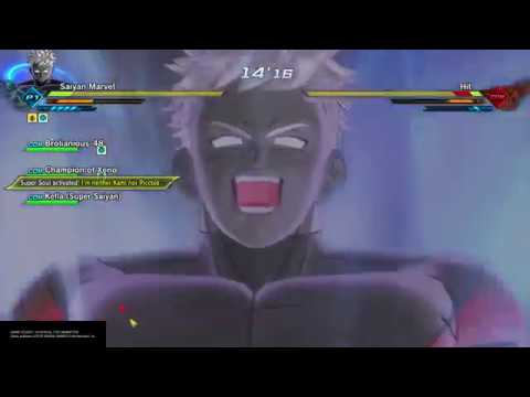 Dragon Ball Xenoverse 2 - Unlocking Goku Wig (Ultra Instinct)