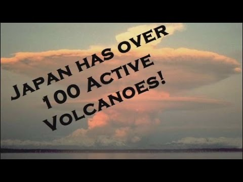 """Japan's VOLCANIC NUCLEAR """"Concerns"""" Fukushima update 8/25/14"""