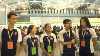Launch of Green and Healthy Monday (Singapore) 2016