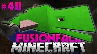 Der 4000 Jahre ALTE FISCH?! - Minecraft Fusionfall #040 [Deutsch/HD]