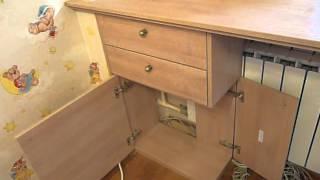 видео Купить многофункциональную кухню в Саранске