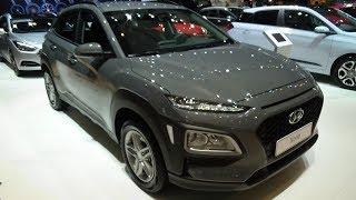 2019 Hyundai Kona Twist 1.0 T-GDI 6MT - Exterior and Interior - Auto Show Brussels 2019